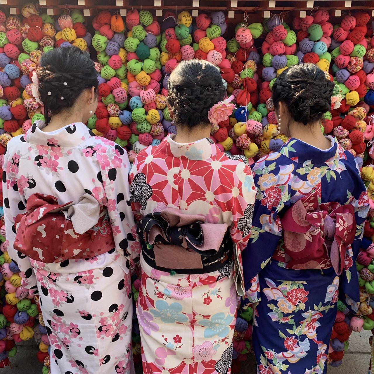 今日も京都御苑へお花見♡2019年3月26日16