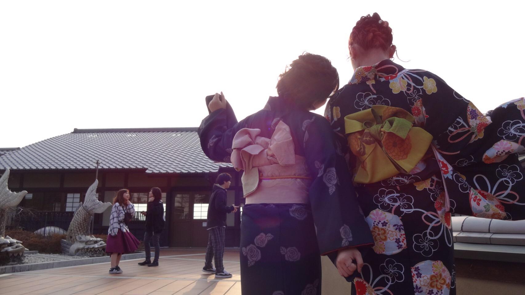 今日も京都御苑へお花見♡2019年3月26日20