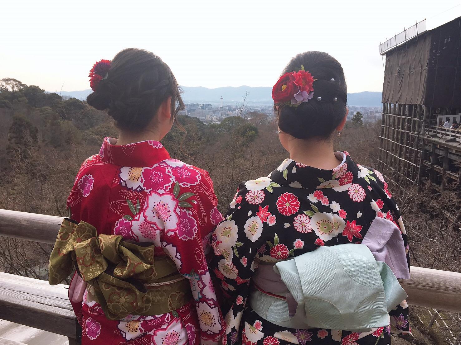 人気スポットの嵐山へ(^^♪2019年3月18日14