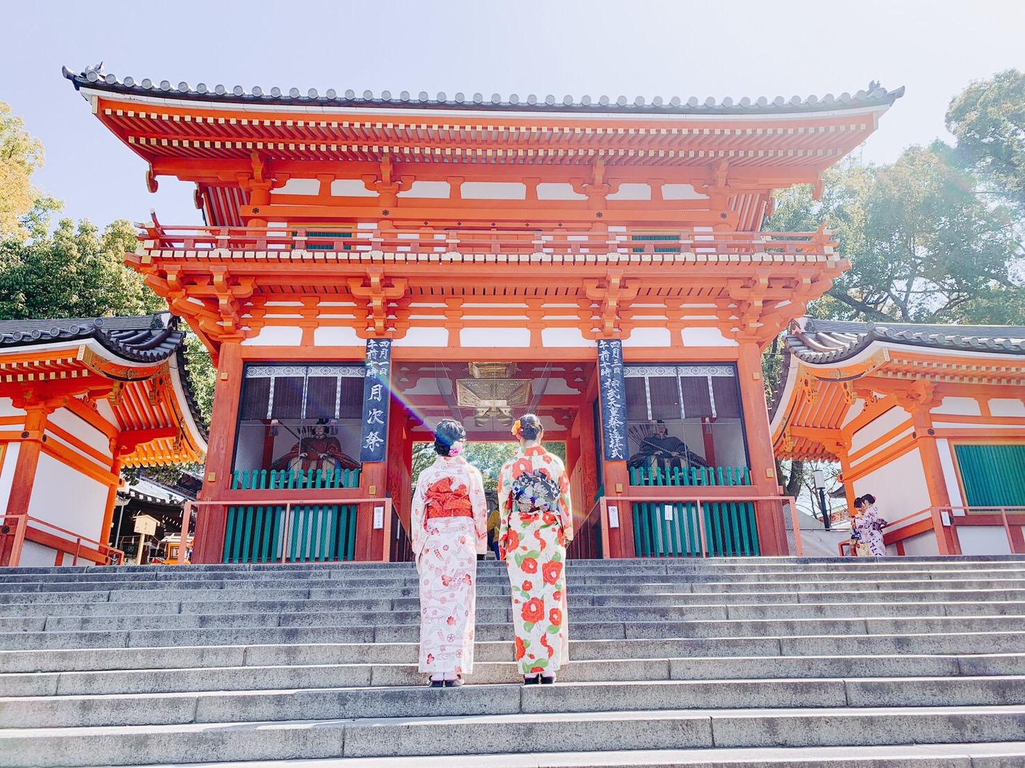 今日も京都御苑へお花見♡2019年3月26日12