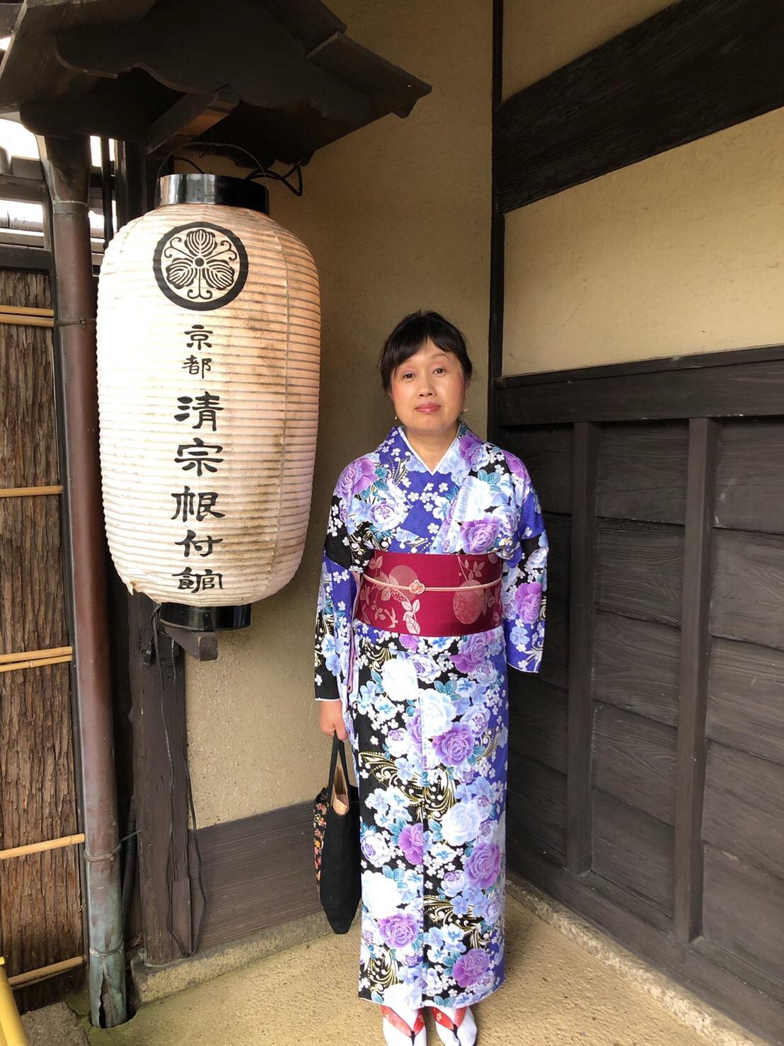 雨の京都を満喫♪2019年3月10日2