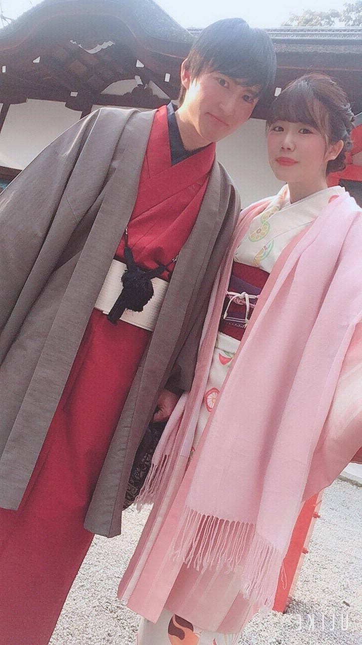 彼のお誕生日に着物で嵐山へ♡2019年3月15日8