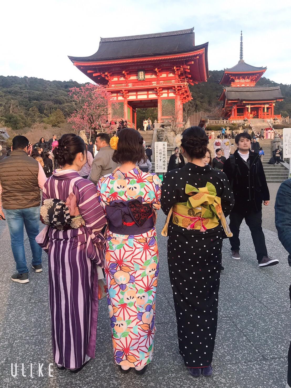 人気スポットの嵐山へ(^^♪2019年3月18日15