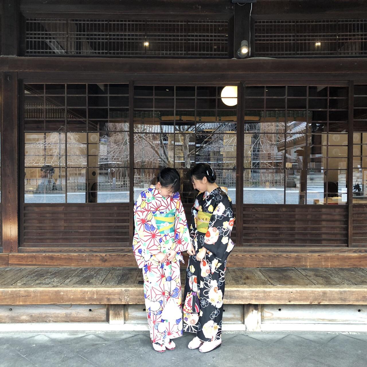 今日も京都御苑へお花見♡2019年3月26日4