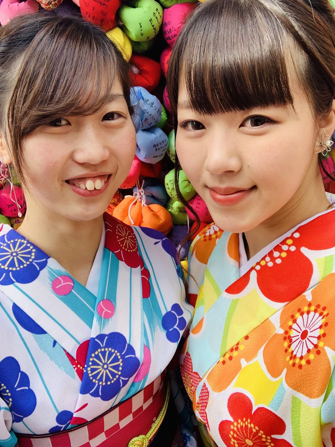 複数組のリピーター様♡春の京都へ♪2019年3月27日6