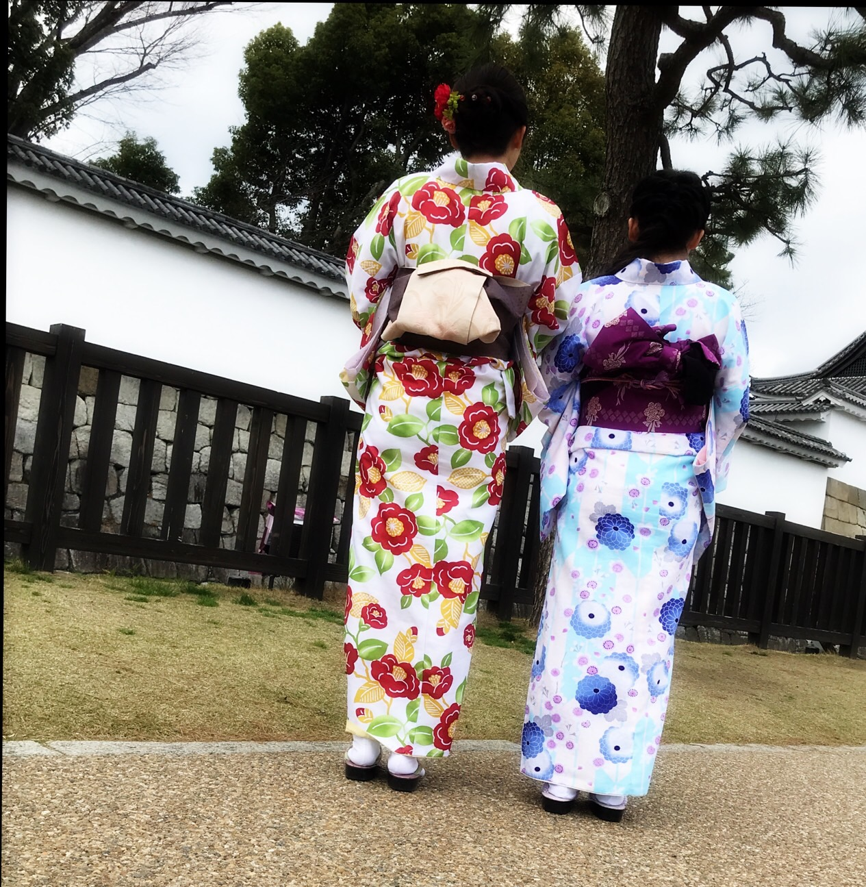 カップルプランで京都を満喫♡2019年3月24日2