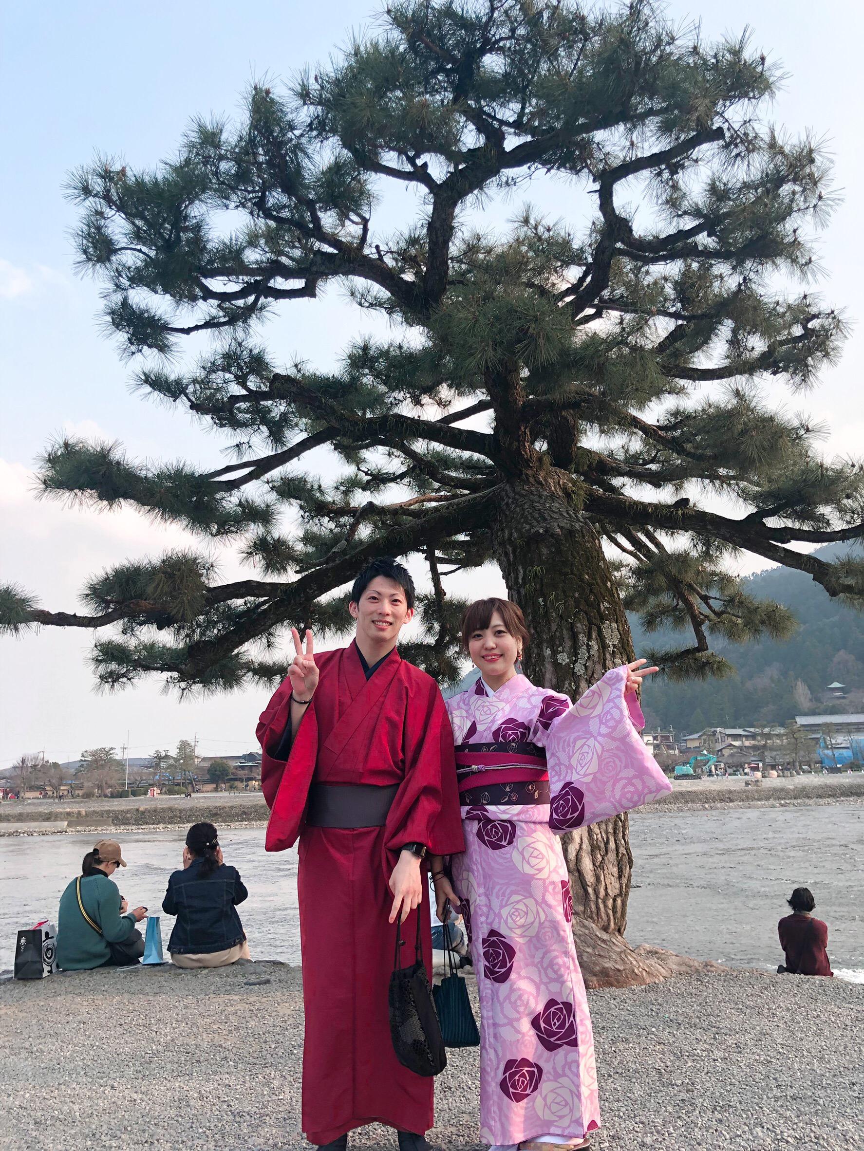 今日も京都御苑へお花見♡2019年3月26日5