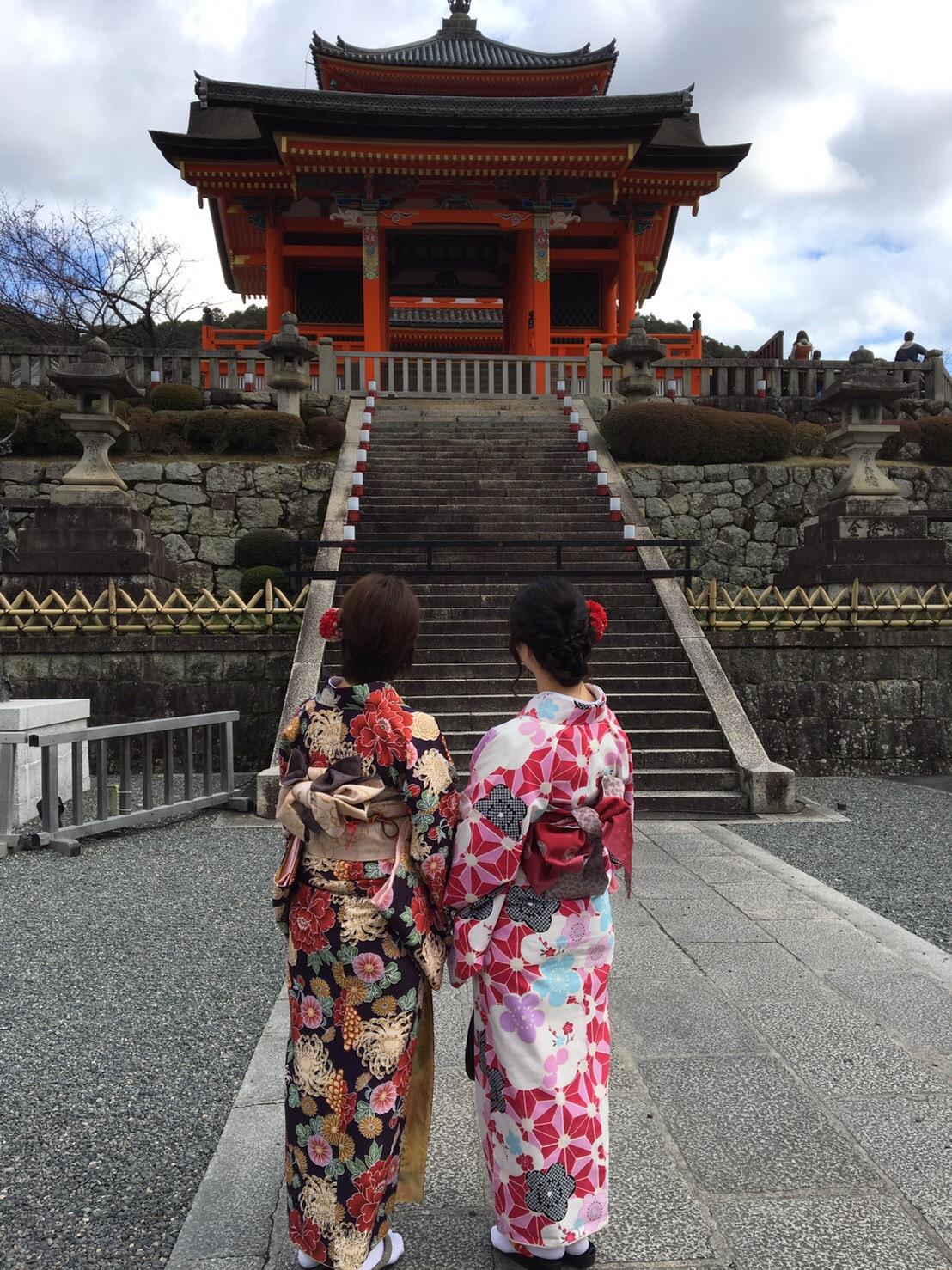 東山花灯路2019キレイで~す♡2019年3月11日11