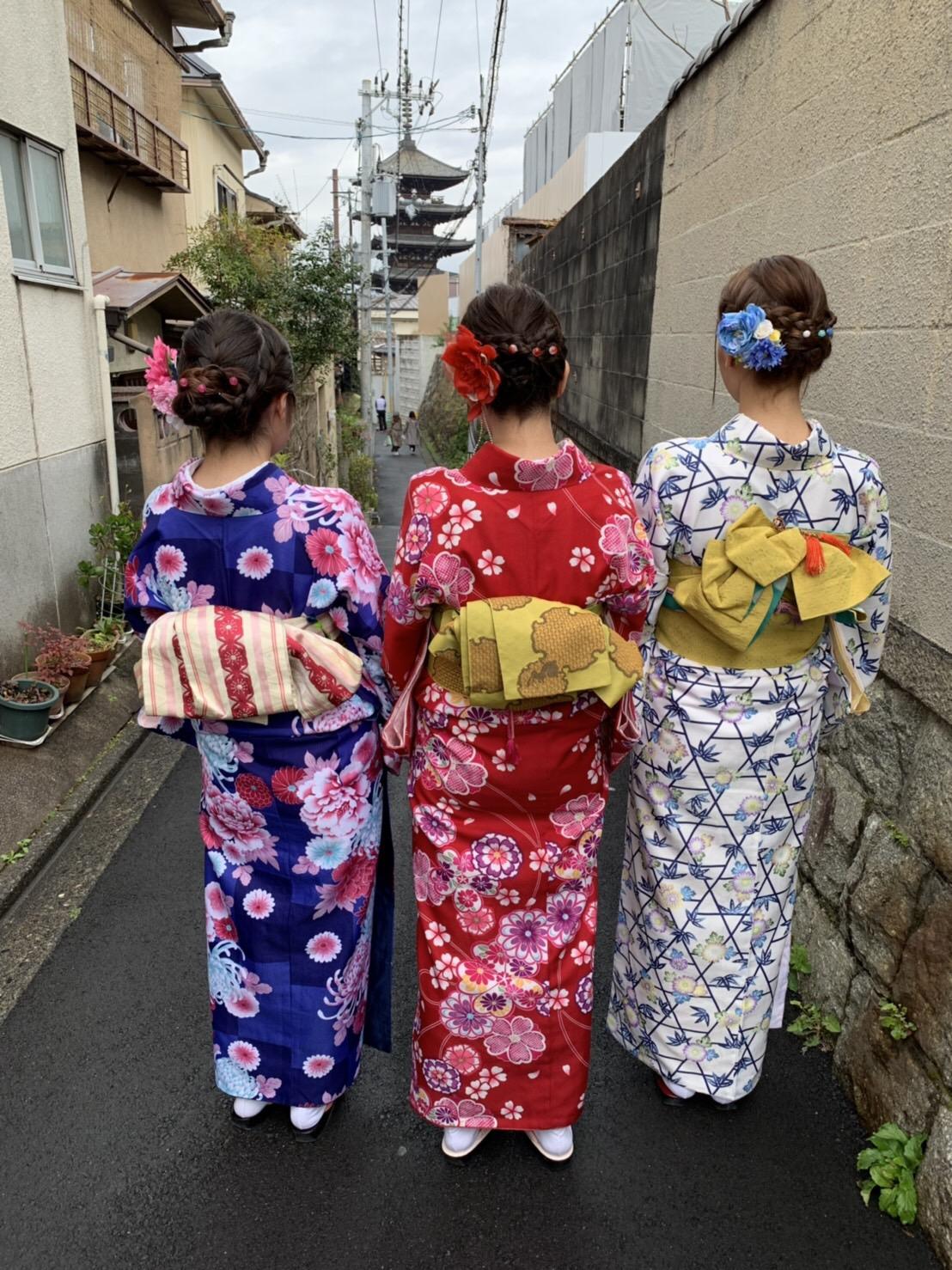 未だに人気の衰えない金剛寺 八坂庚申堂2019年3月21日1