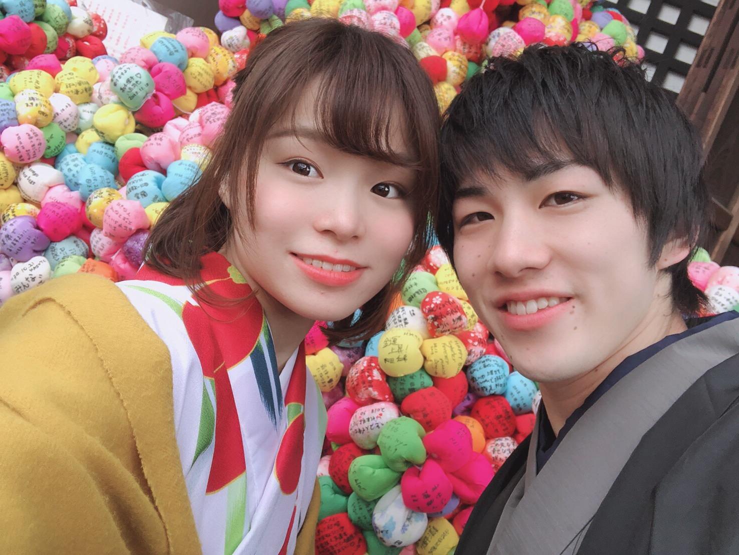 広島から卒業旅行の大学生♡2019年3月14日13
