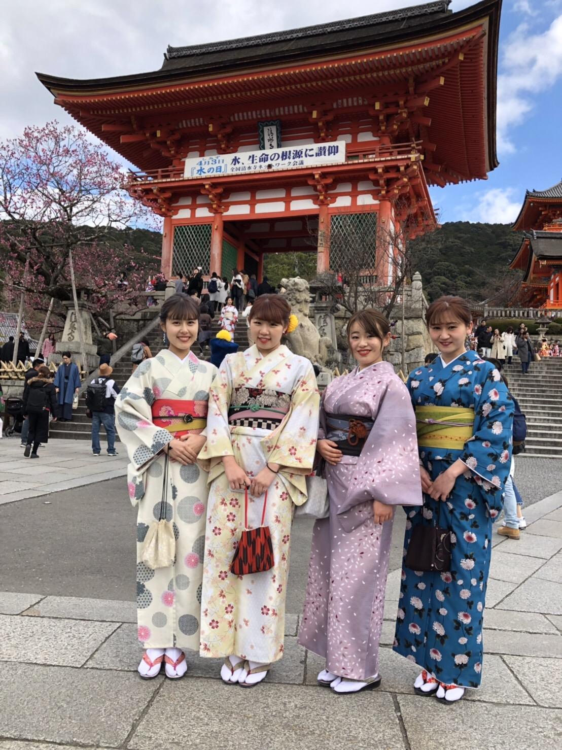 カップルプランで京都を満喫♡2019年3月24日15