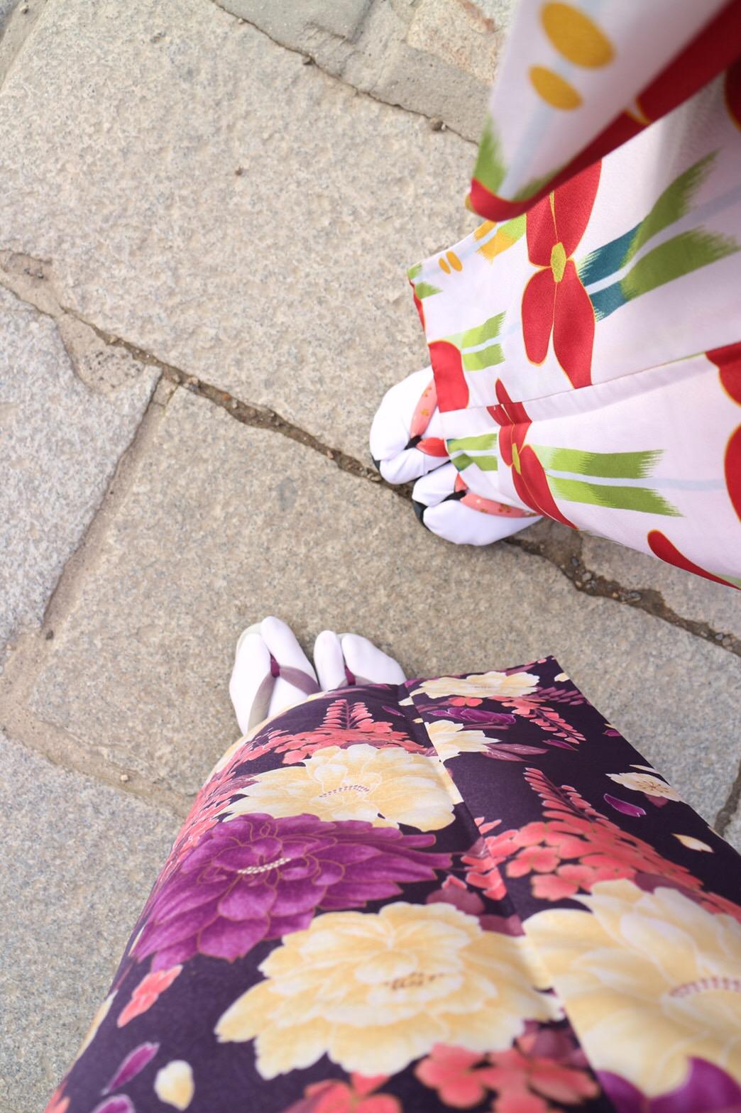 卒業の思い出に着物で伏見稲荷大社へ♪2019年3月19日27