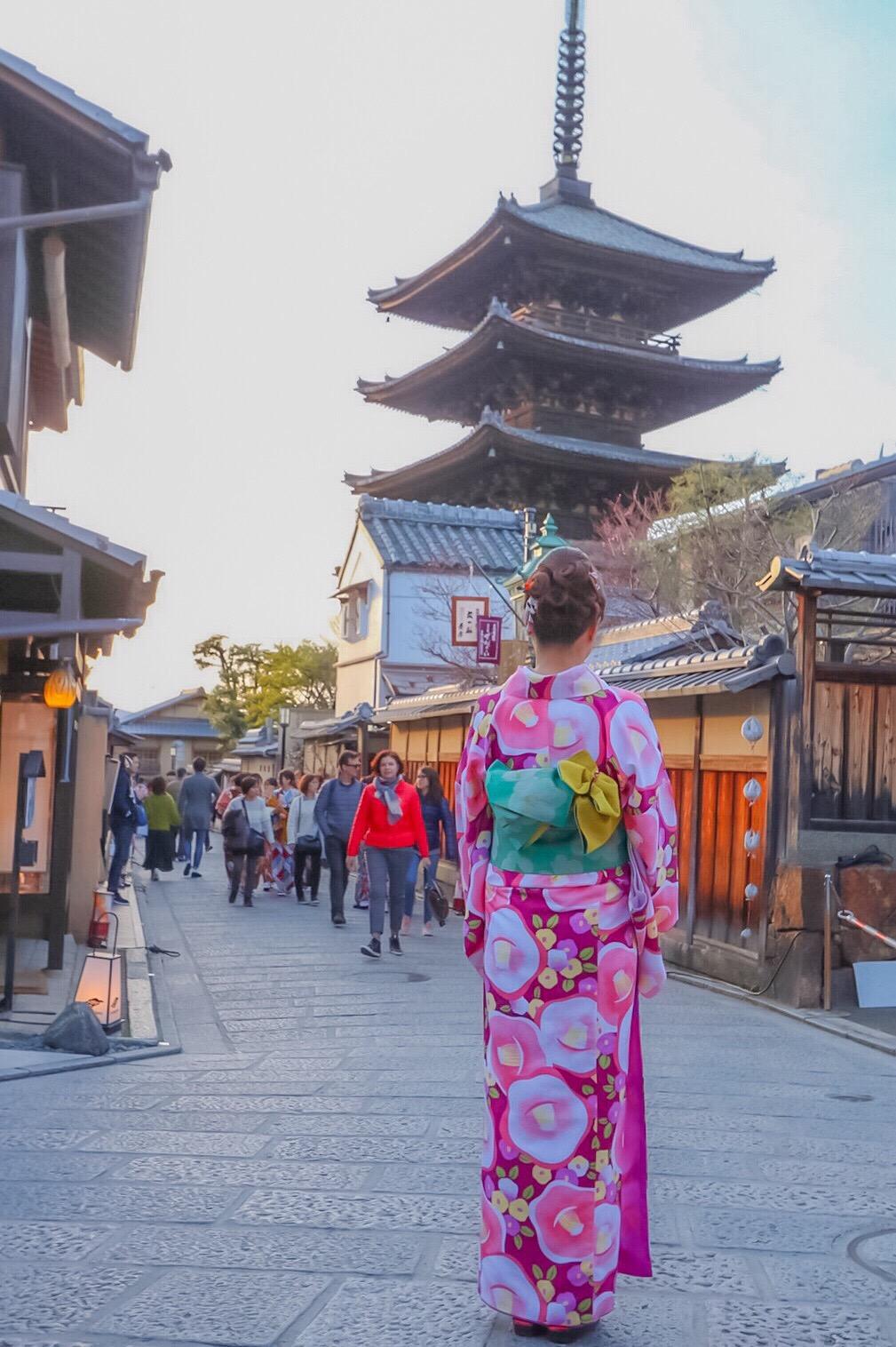 雨の京都を満喫♪2019年3月10日7