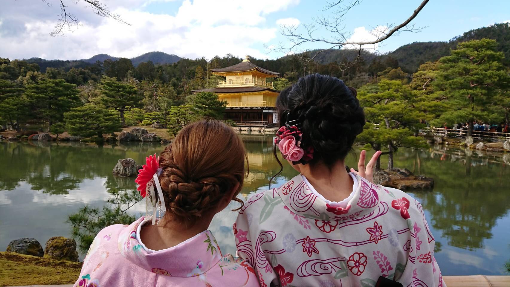 カップルプランで京都を満喫♡2019年3月24日9