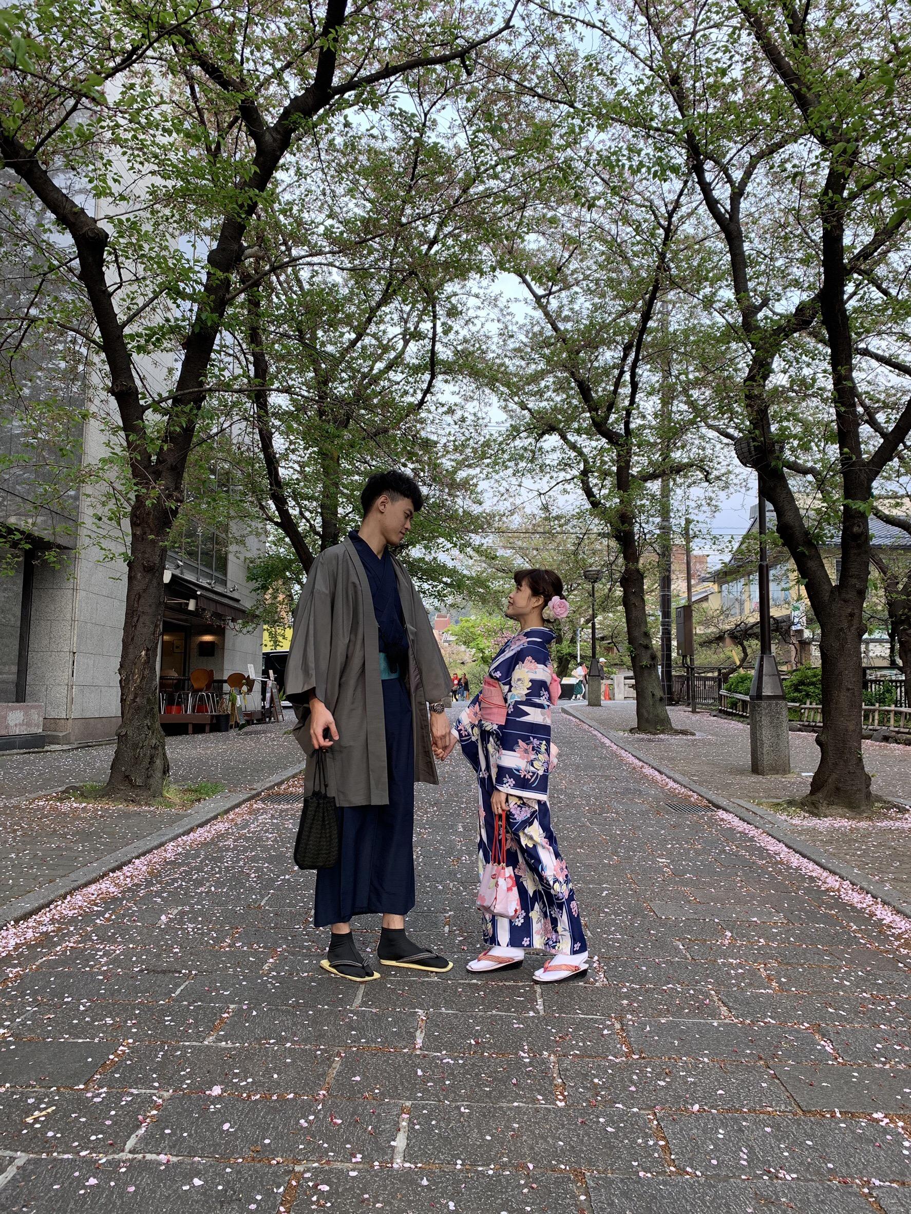 リピーター様❣祇園など東山を散策♪2019年4月19日6