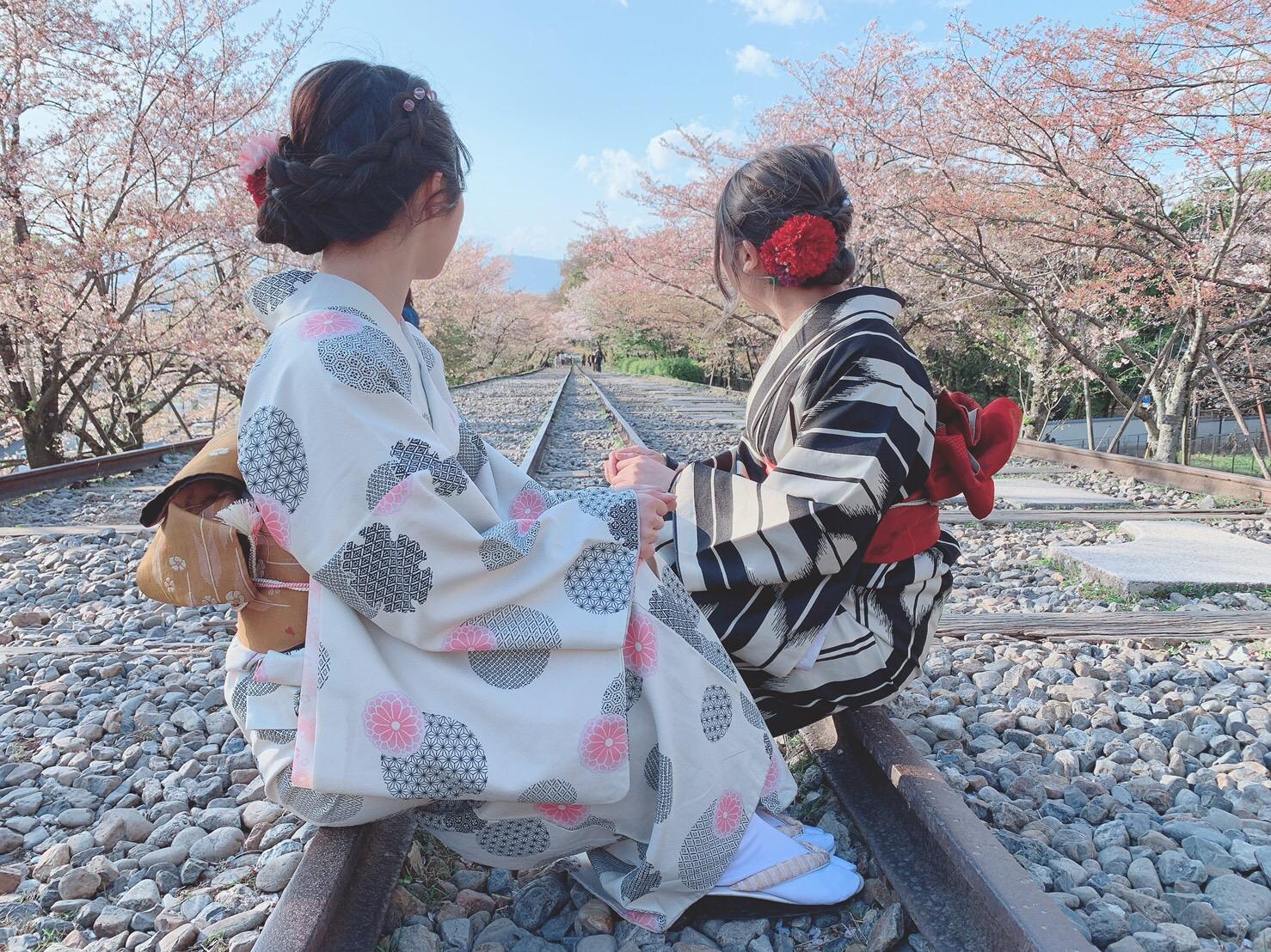 蹴上インクラインと八坂庚申堂へ2019年4月15日11