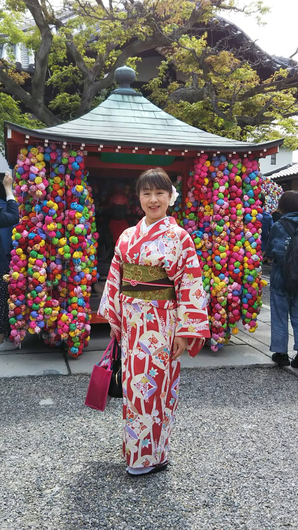 蹴上インクラインと八坂庚申堂へ2019年4月15日6