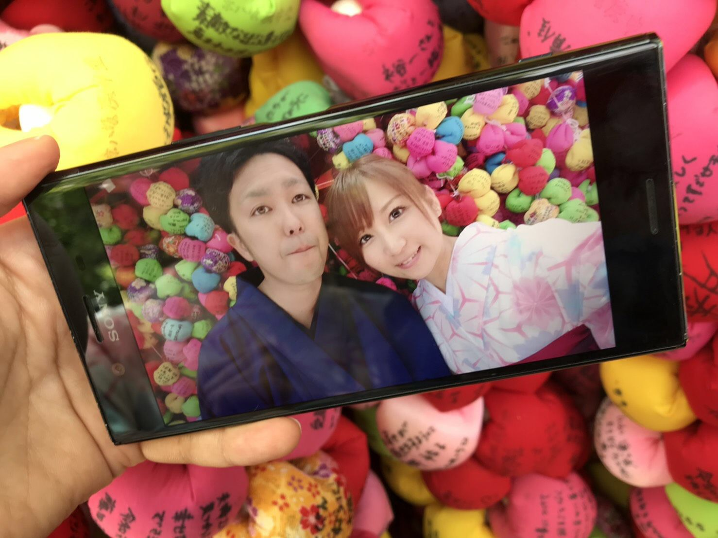 ご夫婦で八坂庚申堂へ(^^♪2019年5月22日1