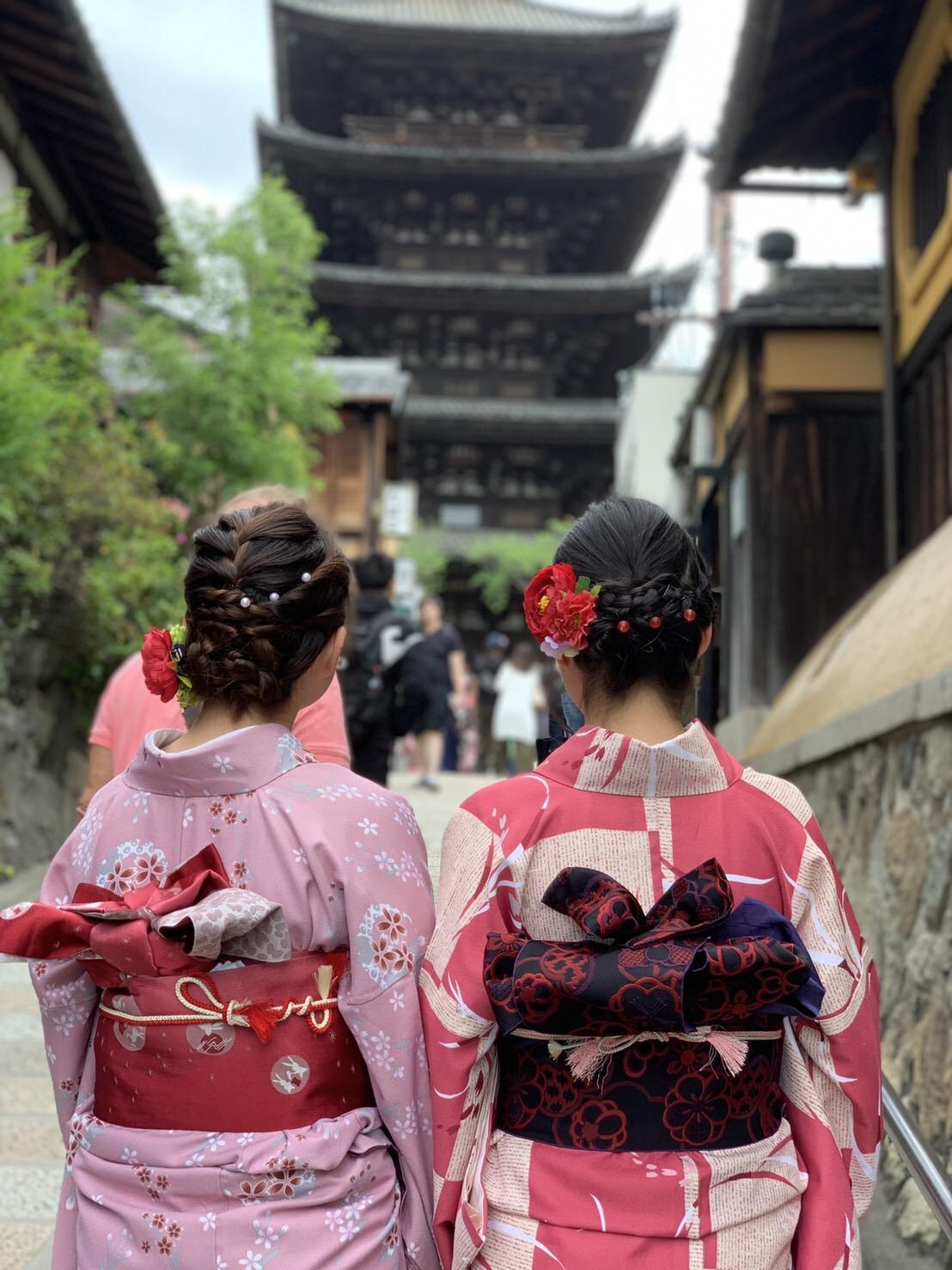 南座「ミライマツリ」で舞妓さんと2019年5月19日4