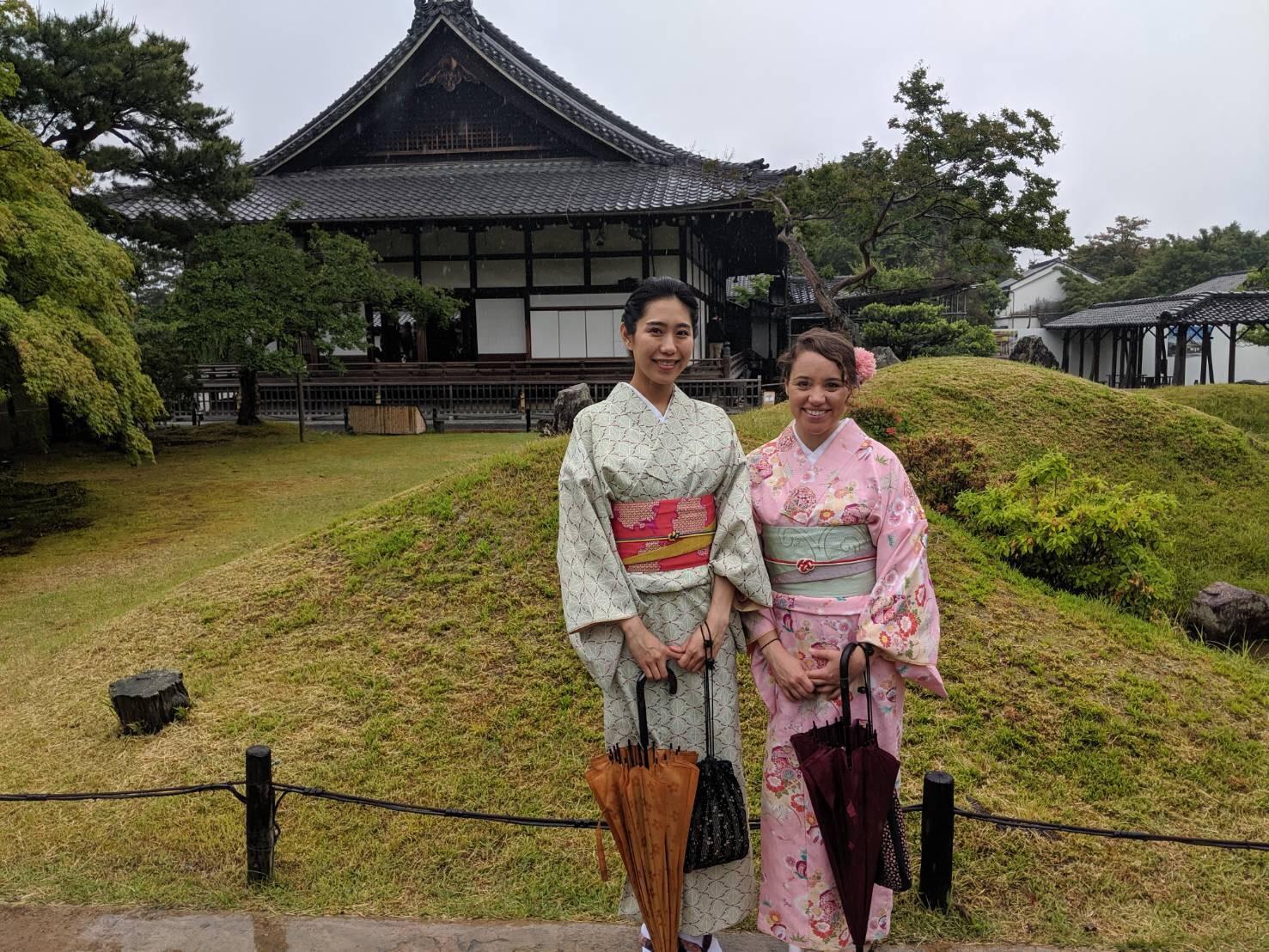 関東からの修学旅行生♡浴衣レンタル2019年5月28日2