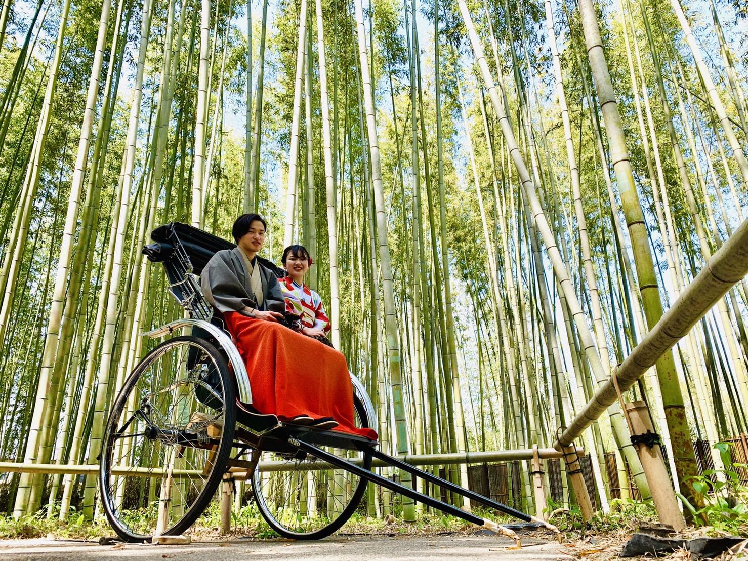 人気スポット金閣寺・伏見稲荷大社・嵐山へ2019年5月13日3