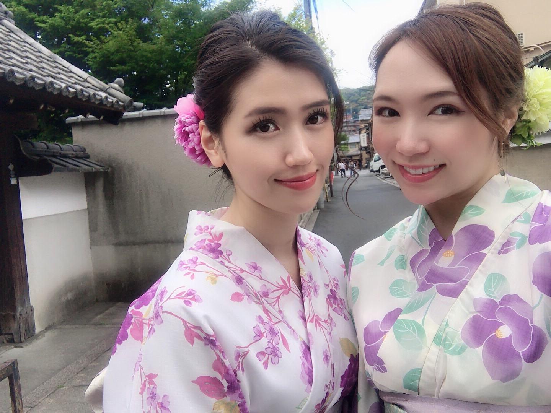 リピーター様❣お友達と八坂庚申堂へ2019年6月8日3