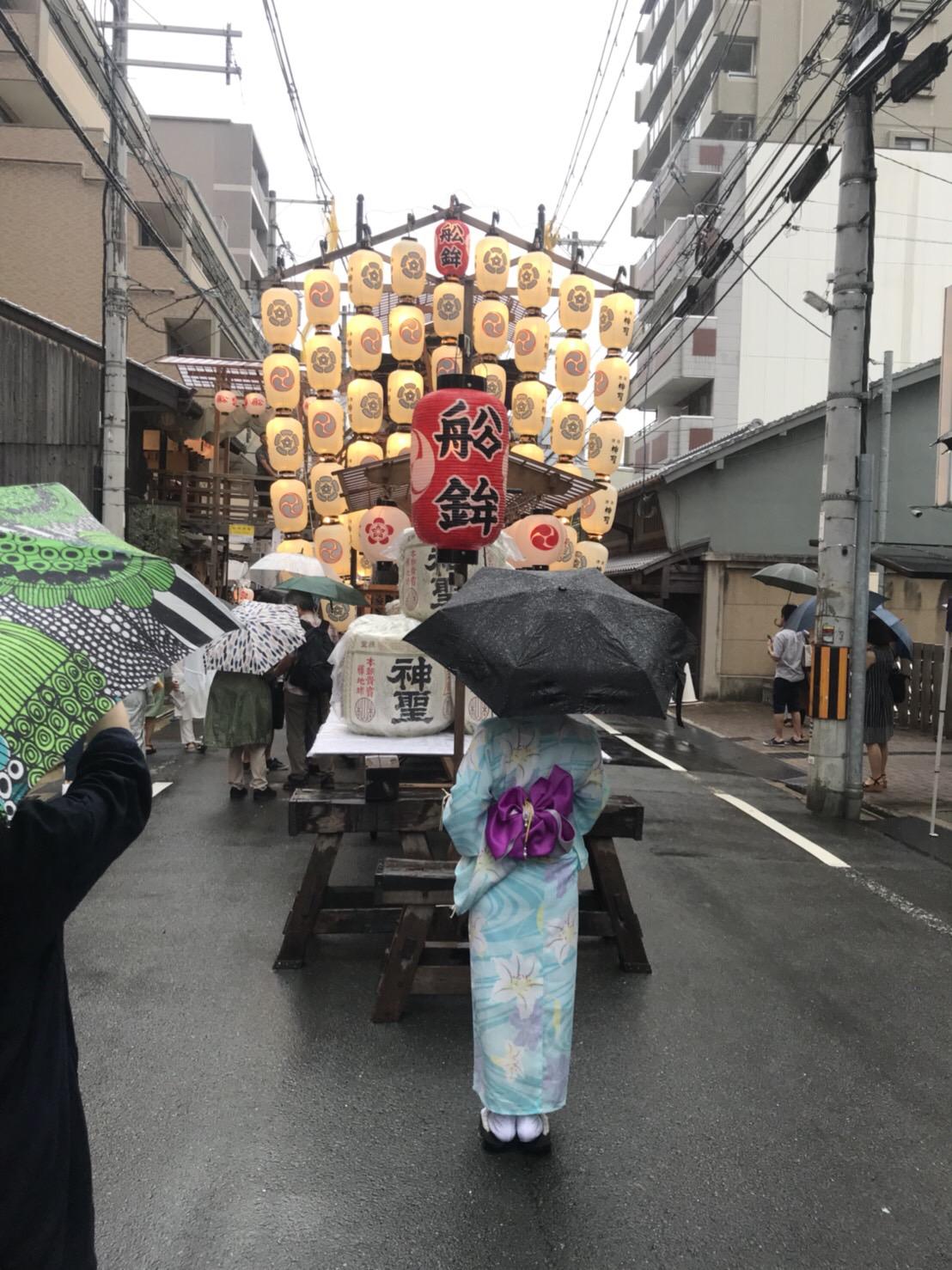 2019祇園祭 前祭 宵宵々山2019年7月14日13