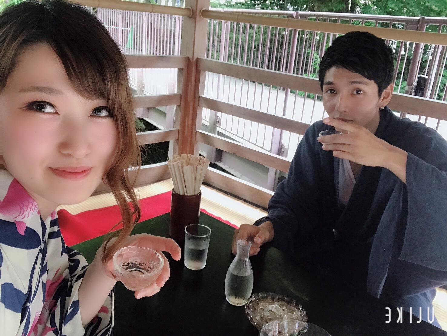 七夕はカップルで浴衣レンタル♡2019年7月7日11