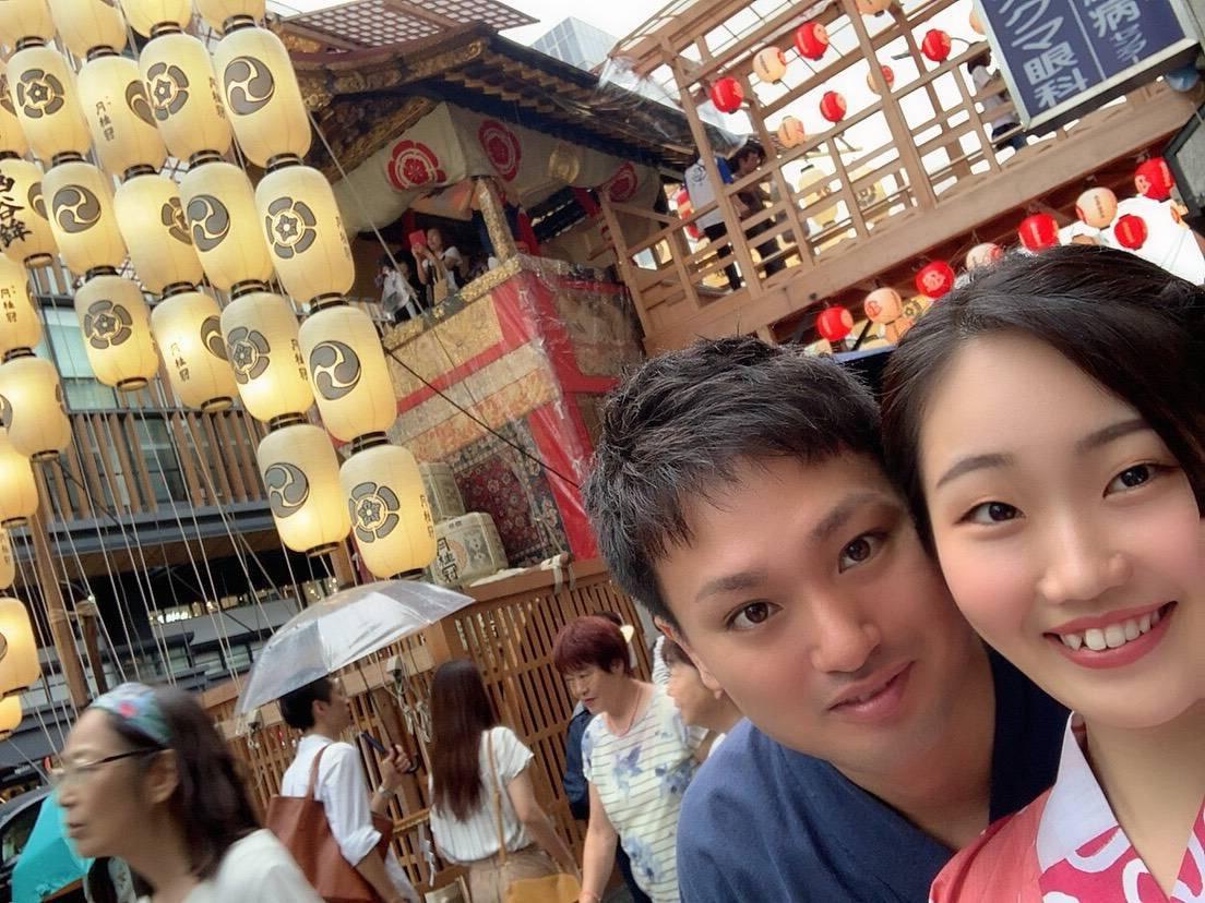 2019祇園祭 前祭 宵宵々山2019年7月14日8