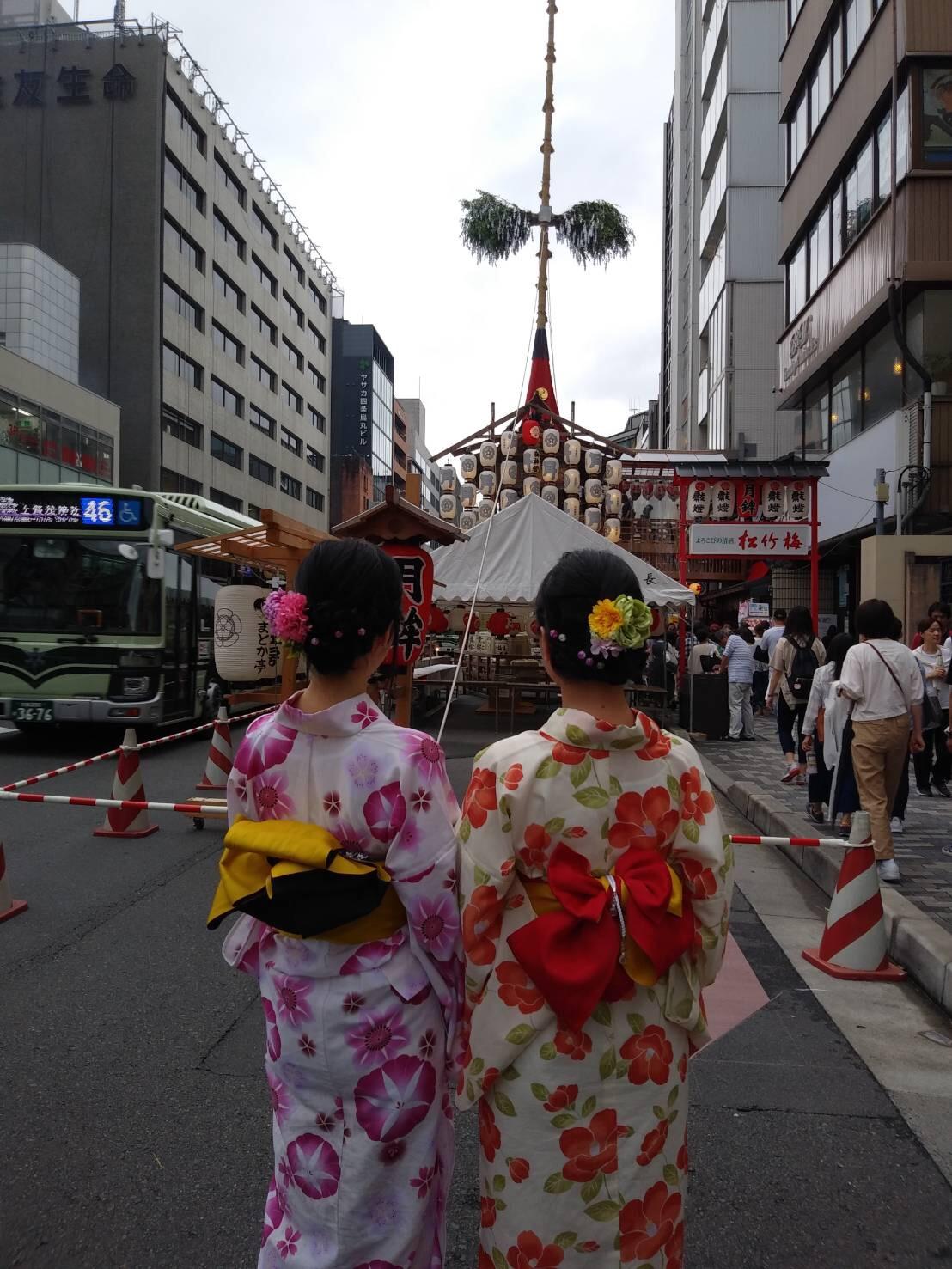 2019祇園祭 前祭 宵宵々山2019年7月14日21