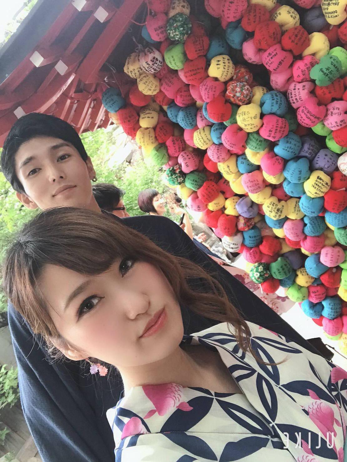 七夕はカップルで浴衣レンタル♡2019年7月7日10