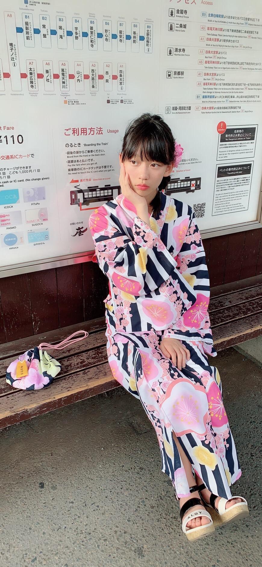 七夕はカップルで浴衣レンタル♡2019年7月7日5
