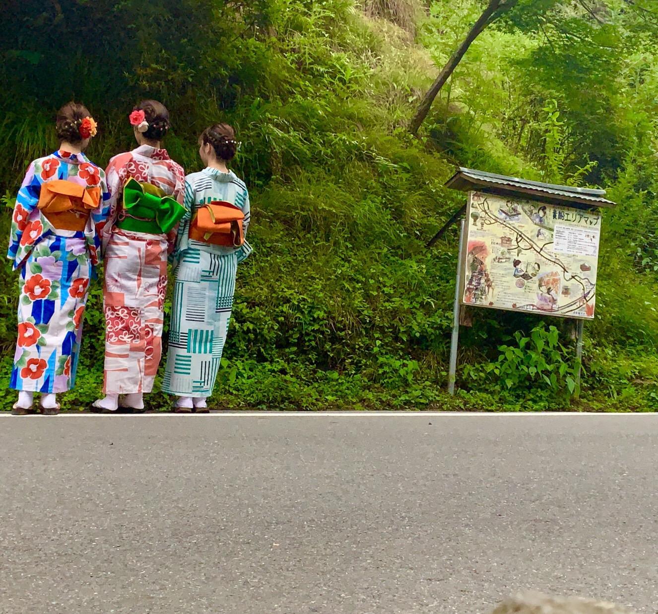 貴船神社「七夕笹飾りライトアップ」2019 2019年7月5日4