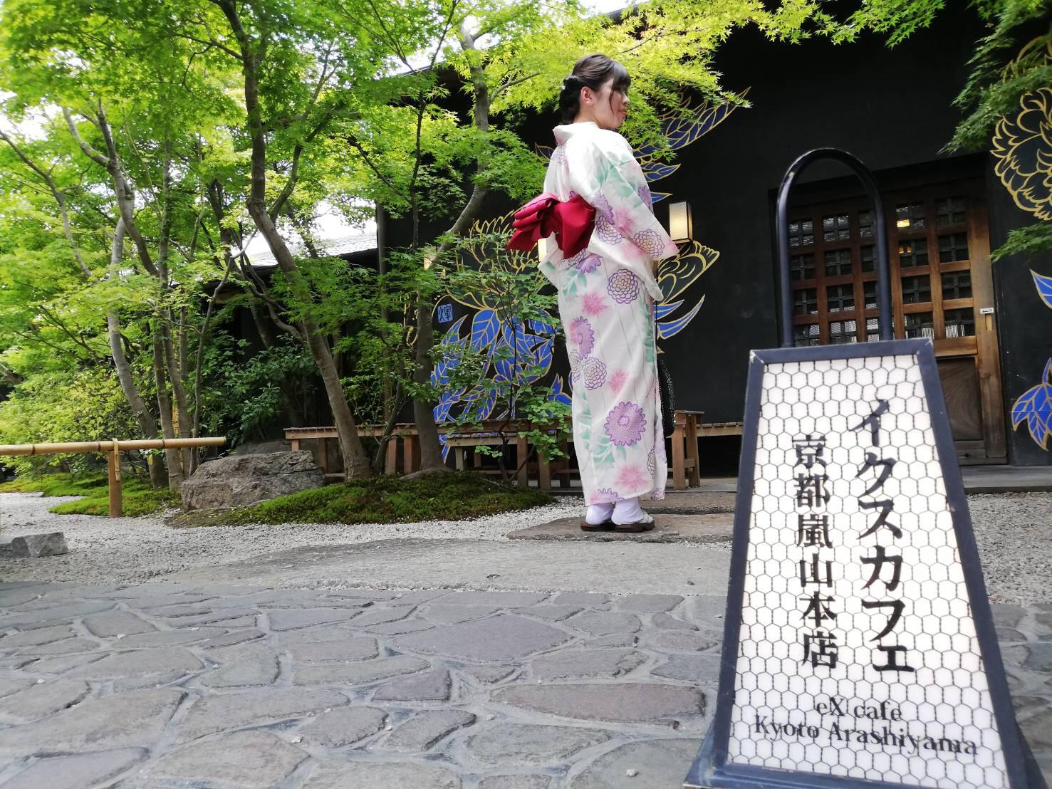 平安神宮 京アフタヌーンティーセット2019年7月25日3