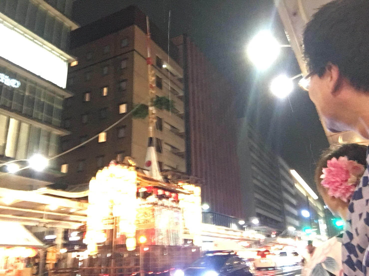 2019祇園祭 前祭 宵宵々山2019年7月14日17