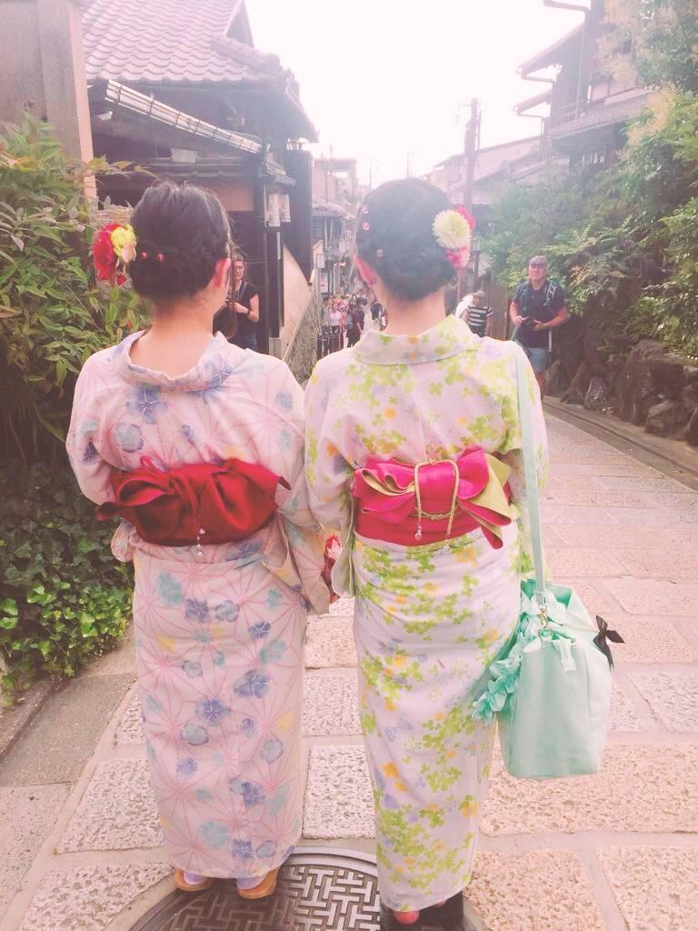 七夕はカップルで浴衣レンタル♡2019年7月7日8