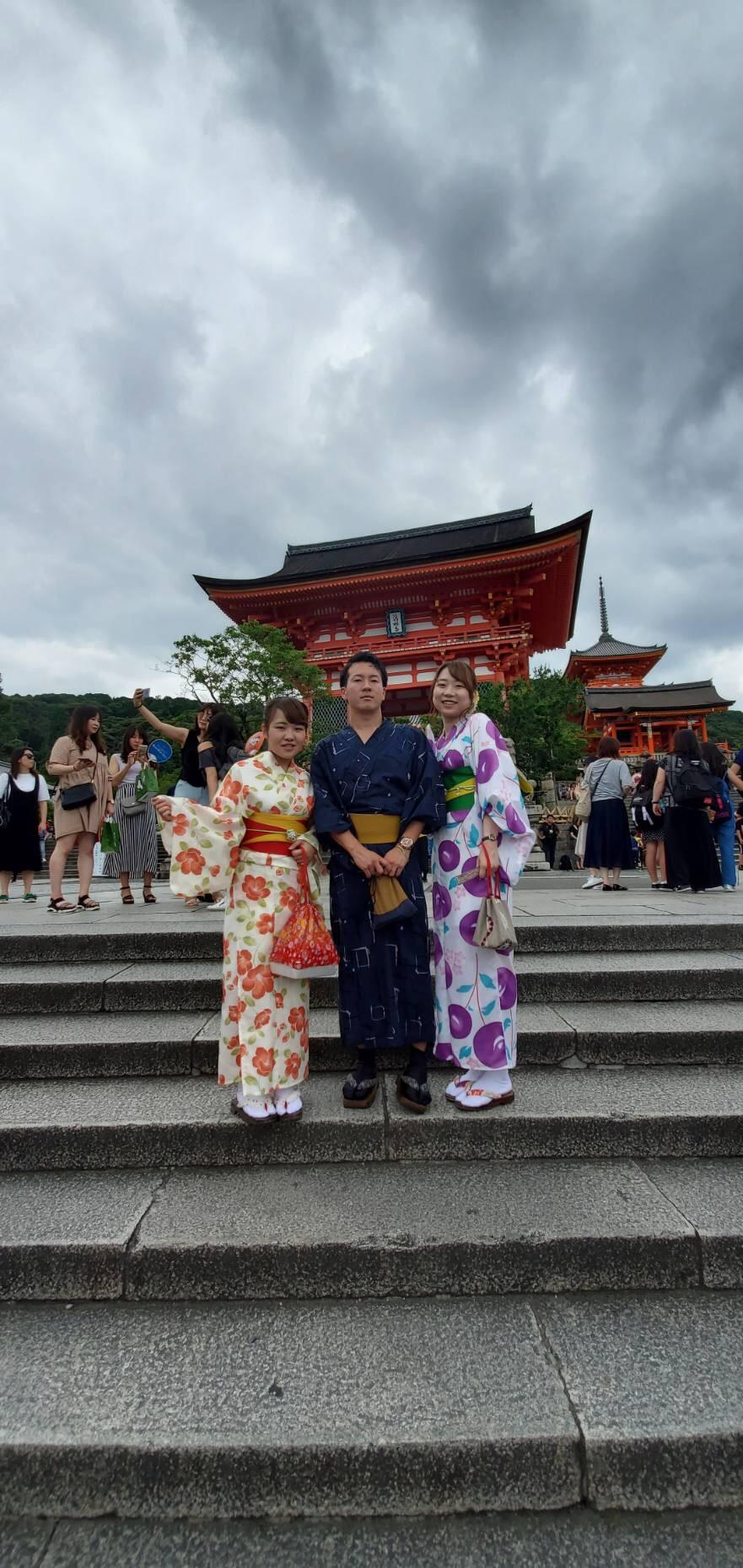 七夕はカップルで浴衣レンタル♡2019年7月7日1