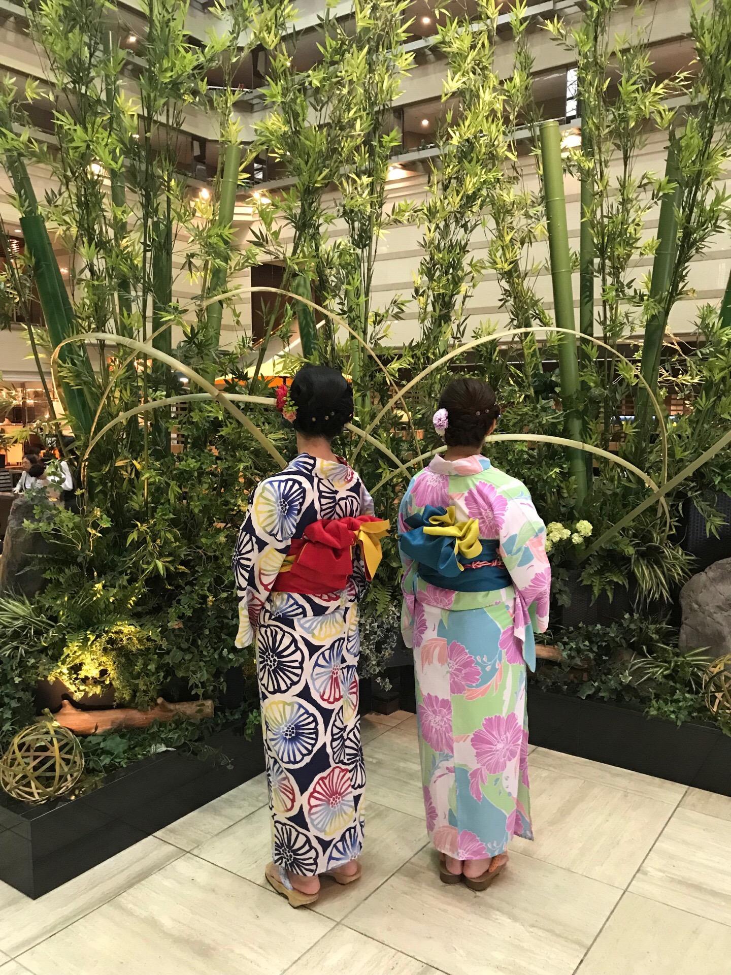 七夕はカップルで浴衣レンタル♡2019年7月7日16