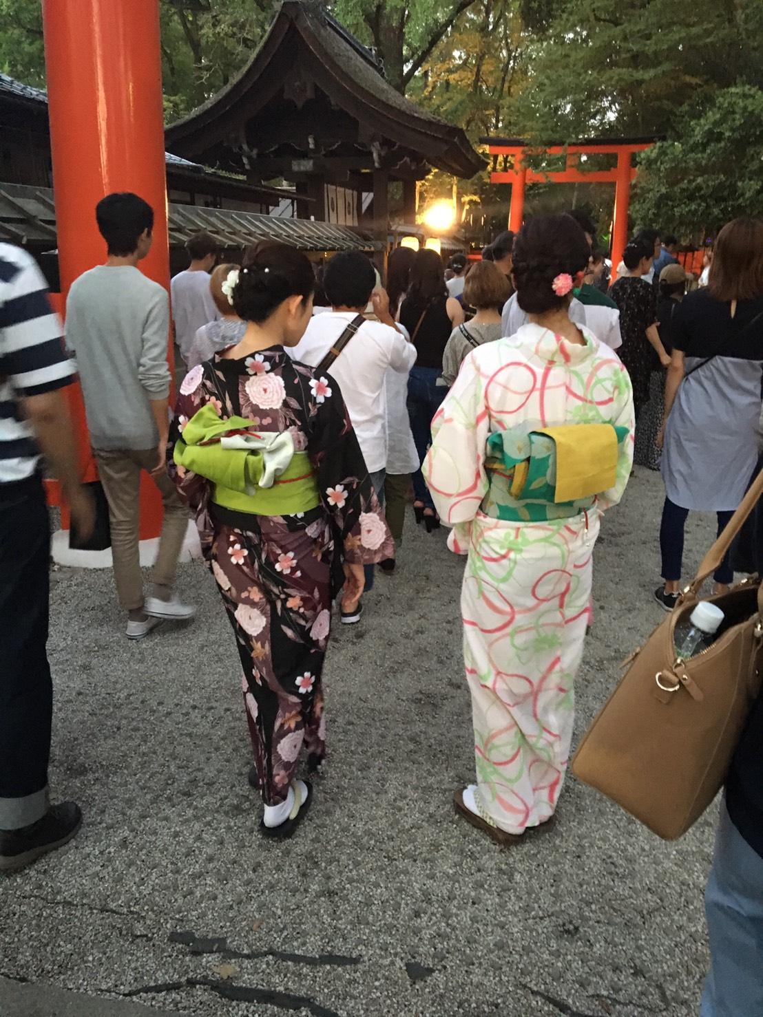 南禅寺で写真撮影♡2019年8月25日17