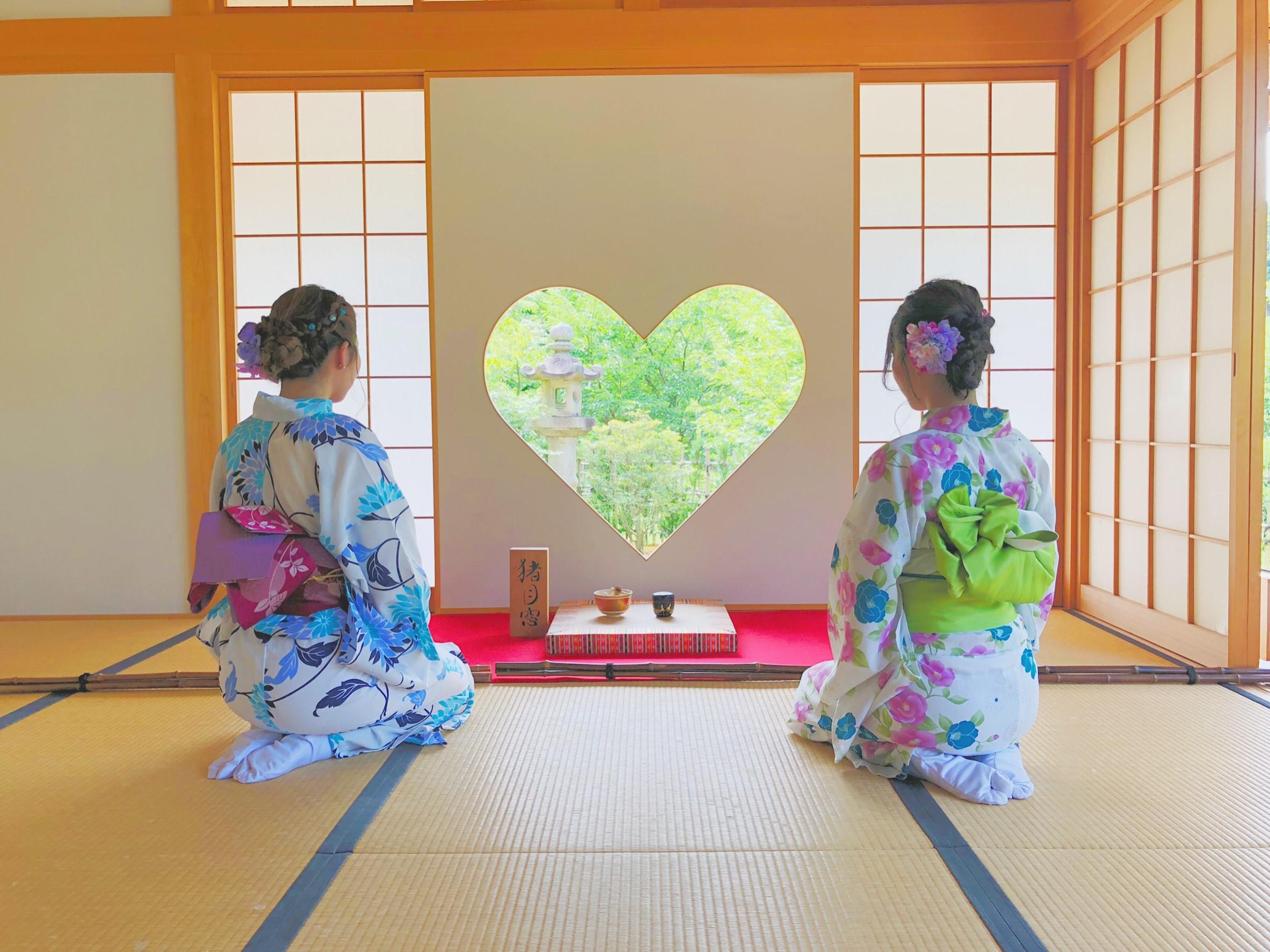 夏休みに京都で浴衣レンタル♪2019年8月12日2