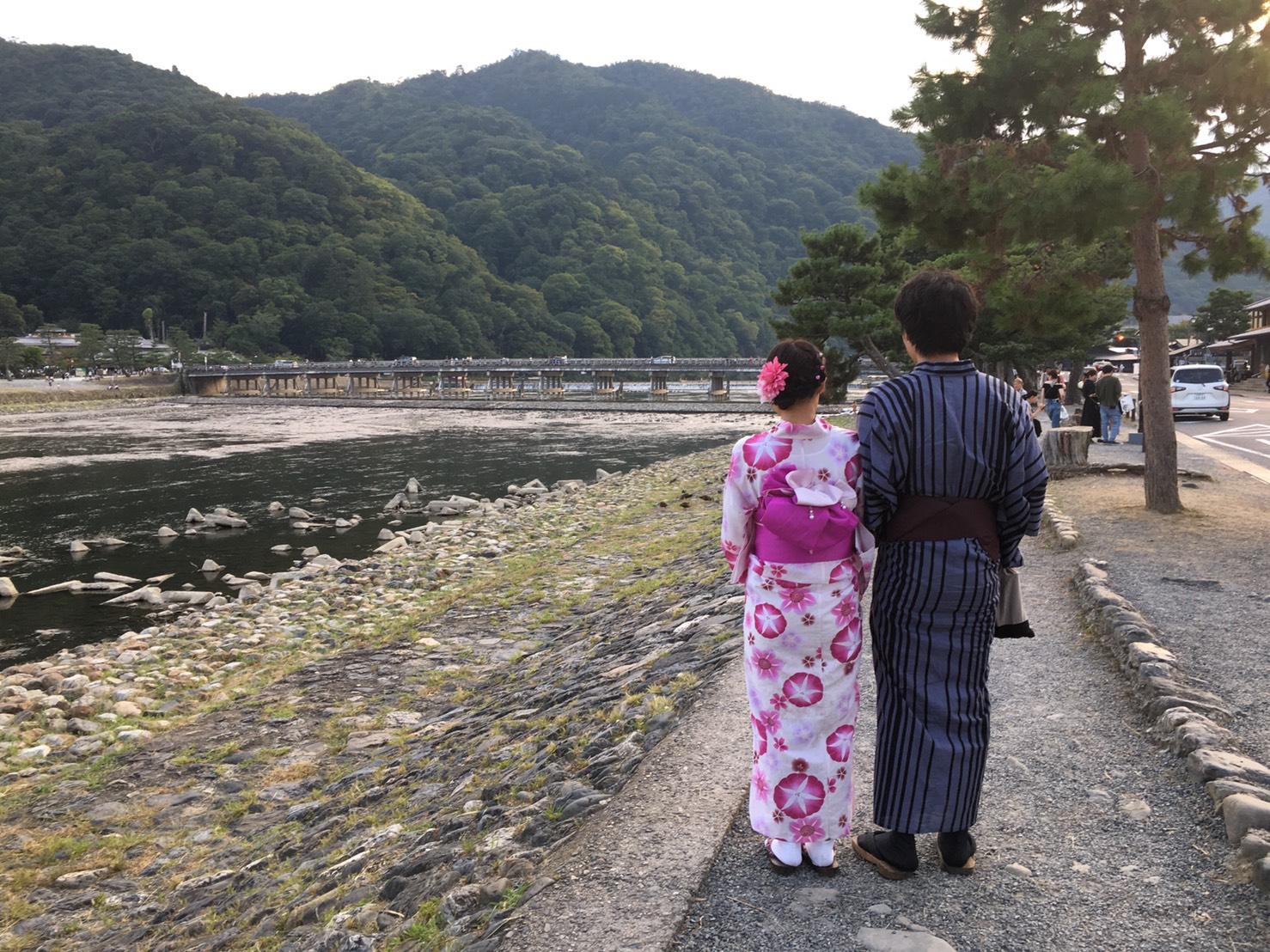 北野紙屋川エリア「京の七夕」開催2019年8月10日5