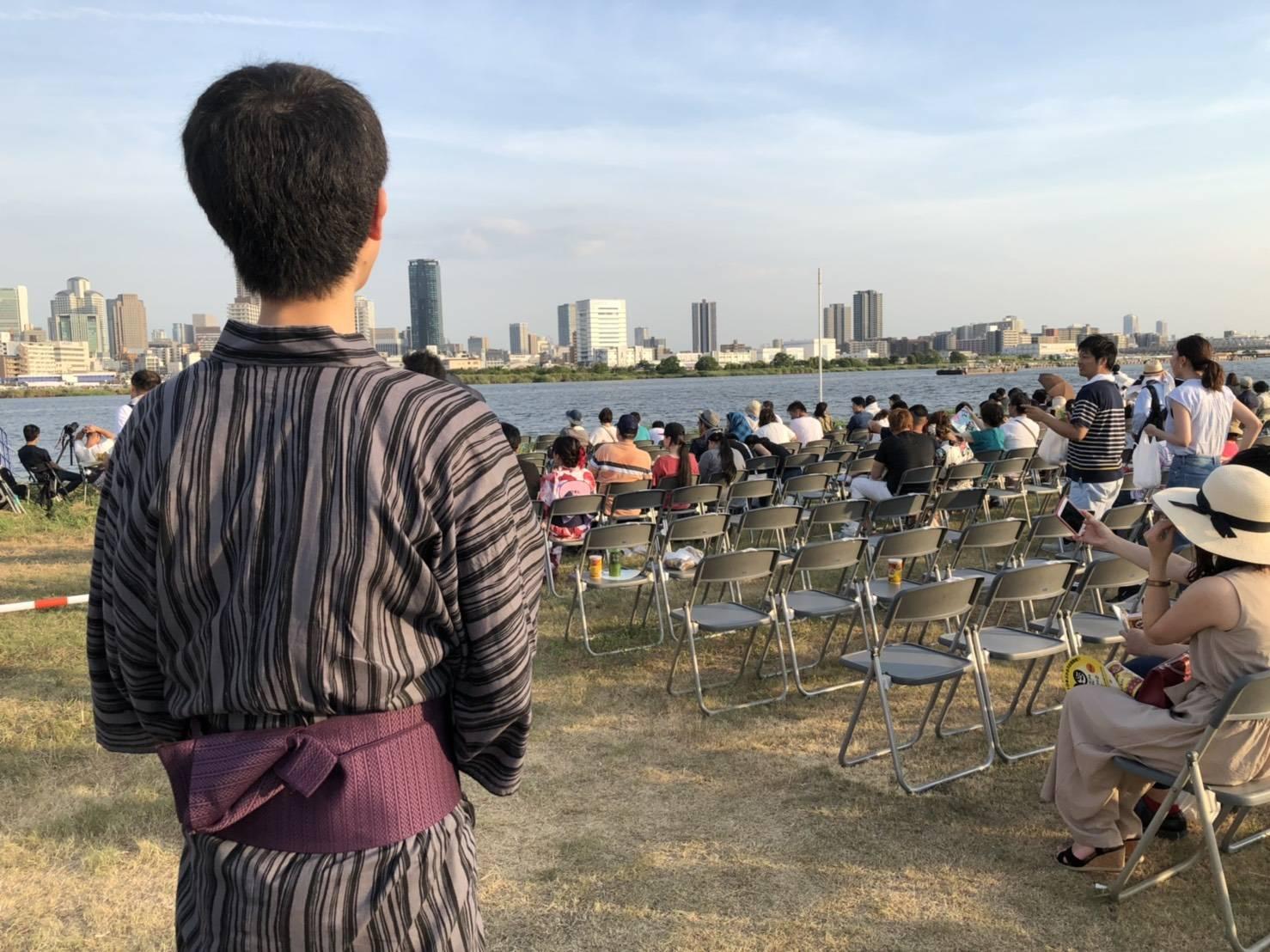 北野紙屋川エリア「京の七夕」開催2019年8月10日20