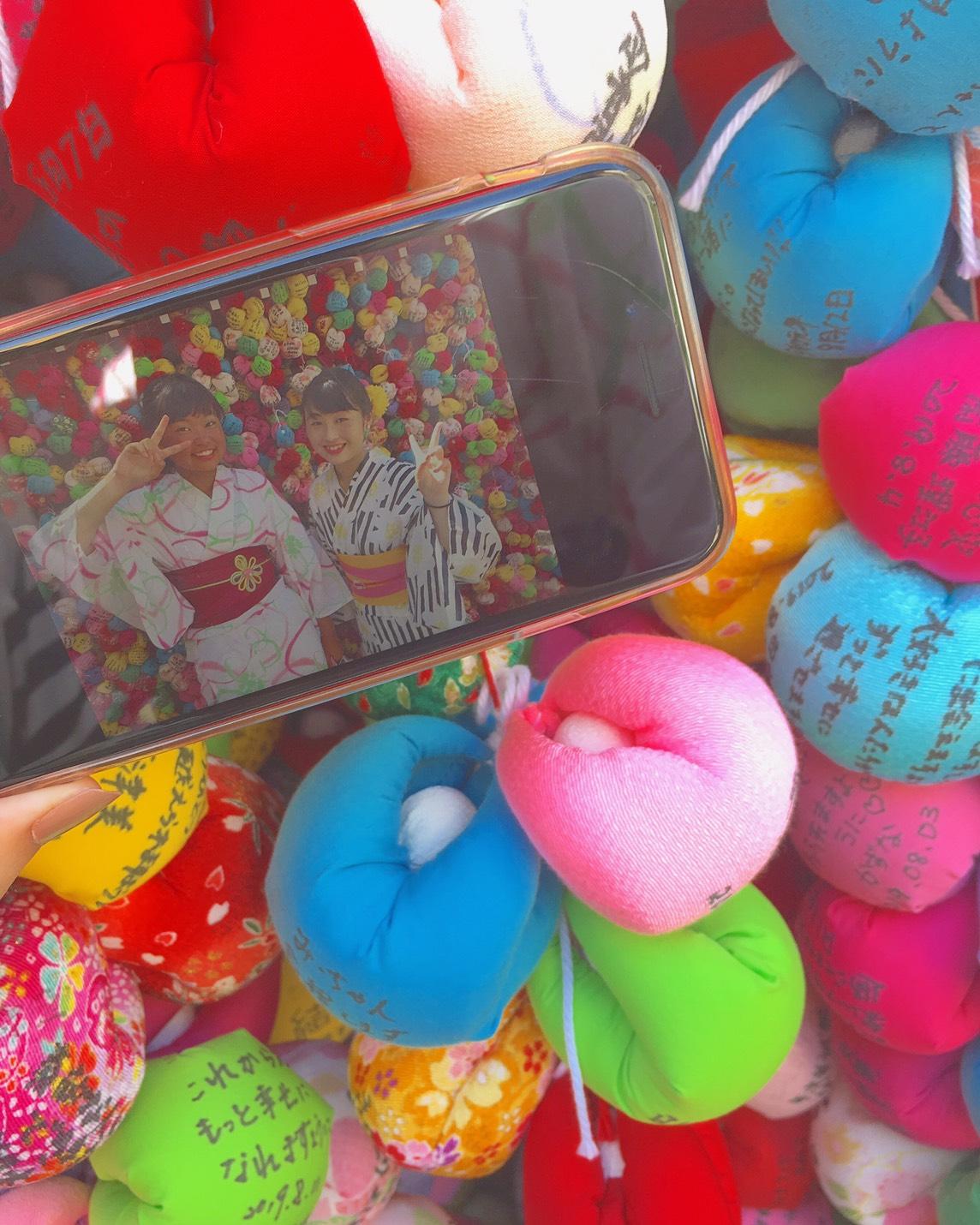 夏休みに京都で浴衣レンタル♪2019年8月12日3