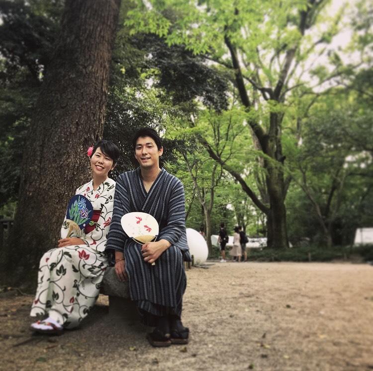 下鴨神社 糺ノ森でゆったりと♡2019年8月9日10