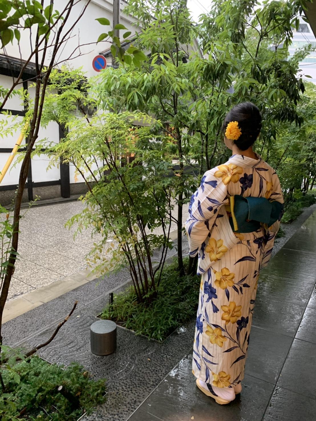 お目当ての河合神社へ2019年8月19日5