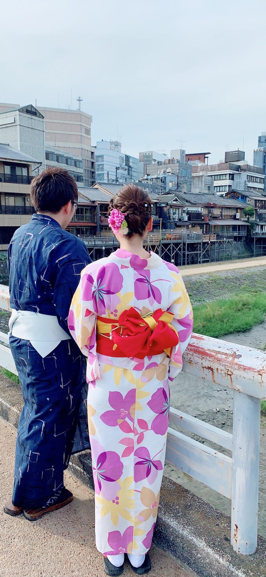 下鴨神社 糺ノ森でゆったりと♡2019年8月9日8