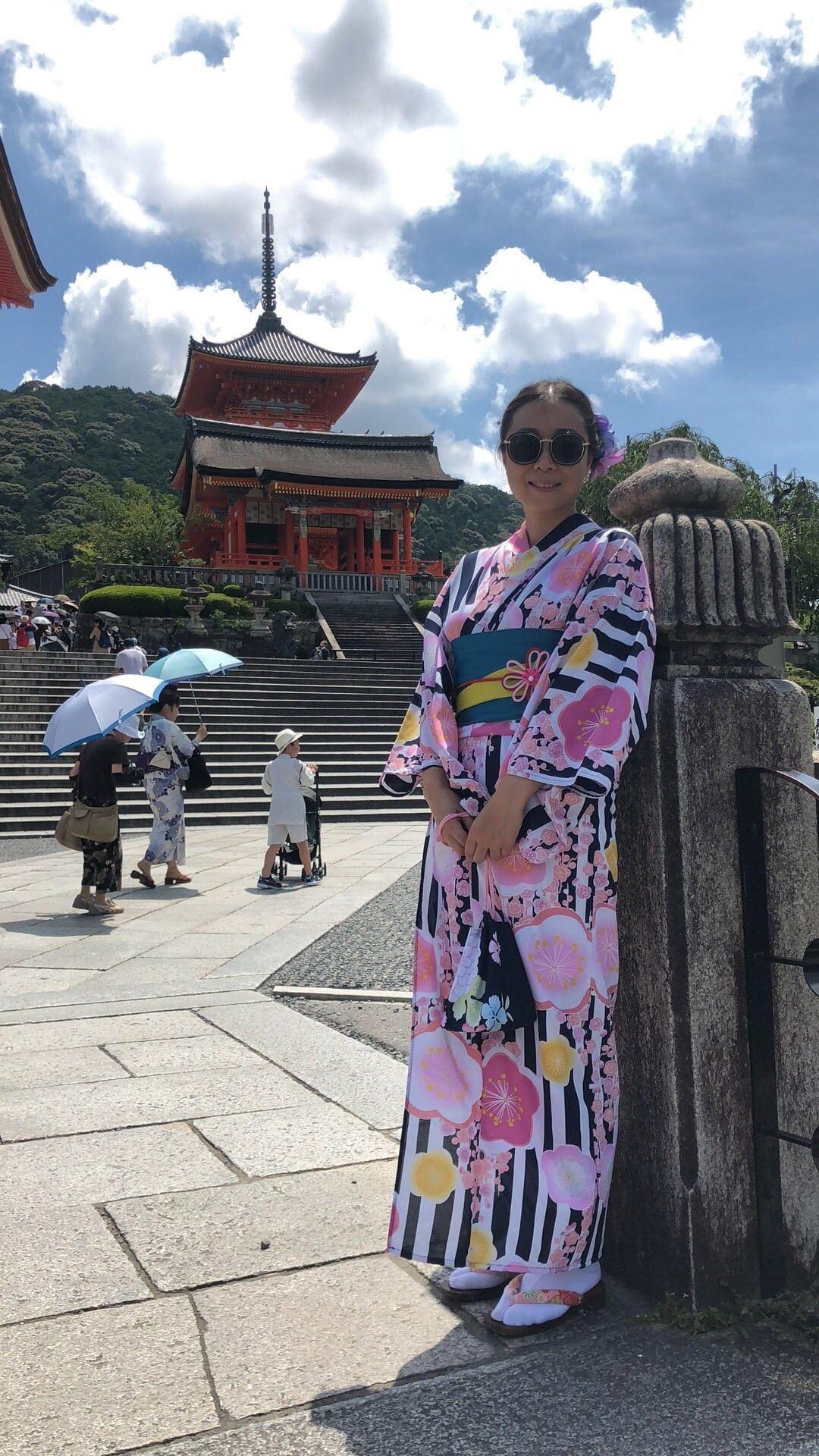 下鴨神社 糺ノ森でゆったりと♡2019年8月9日1
