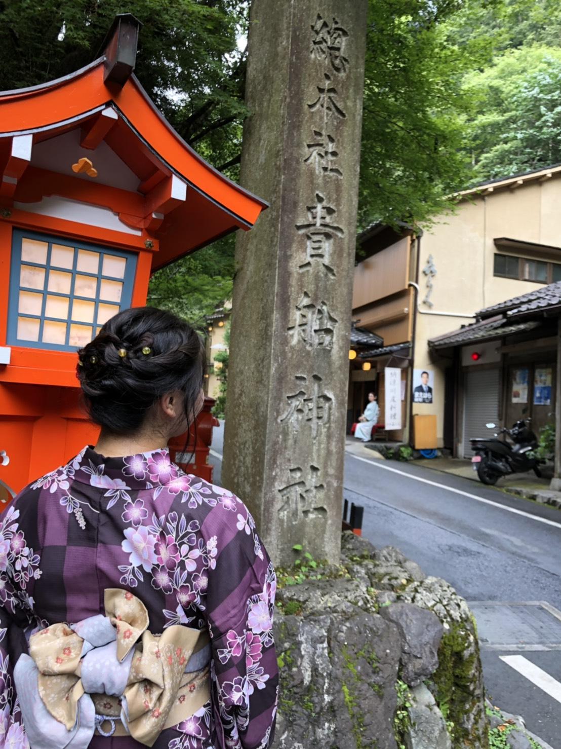 下鴨神社 糺ノ森でゆったりと♡2019年8月9日4