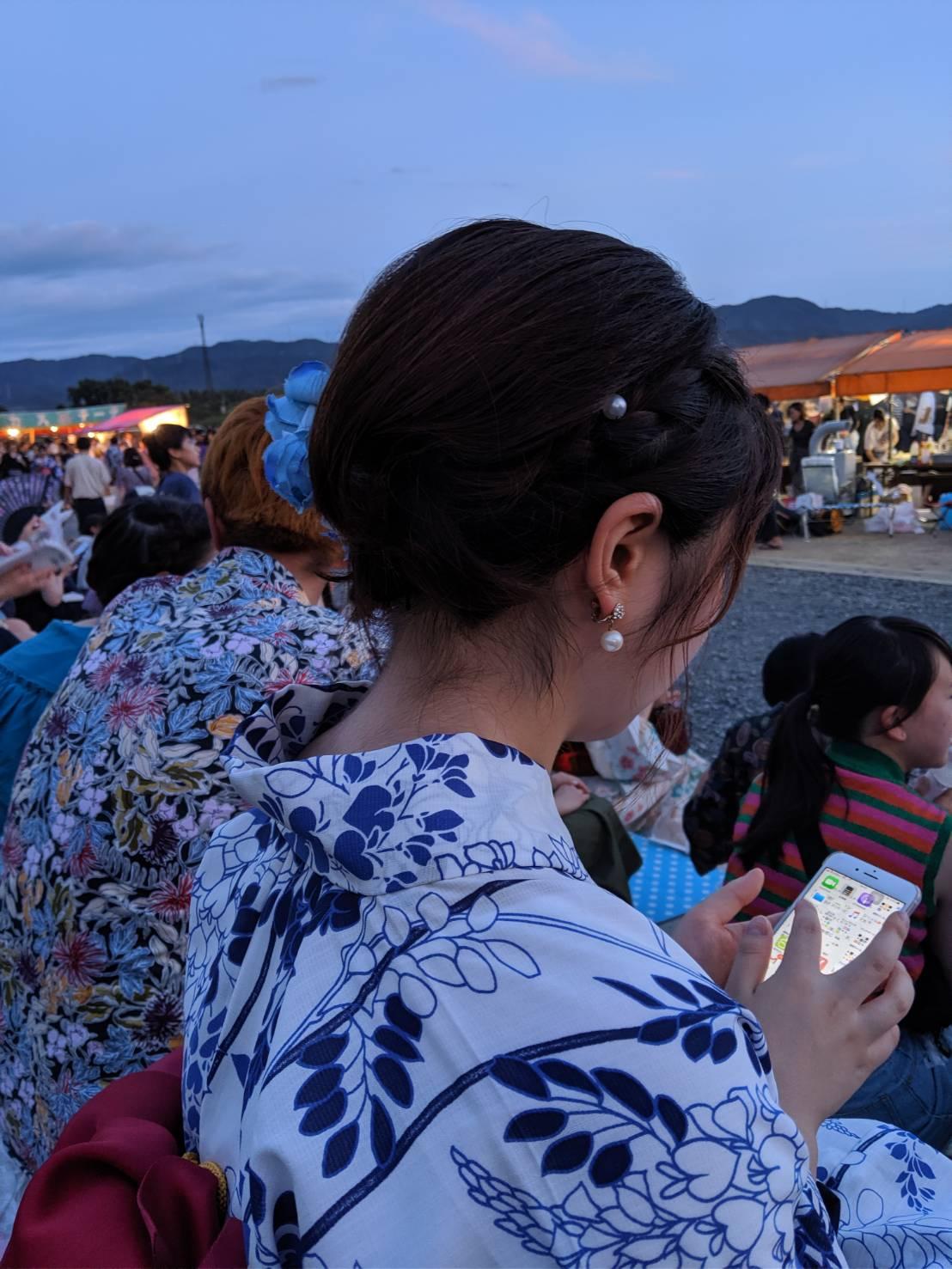 第68回亀岡平和祭 保津川市民花火大会2019年8月11日21