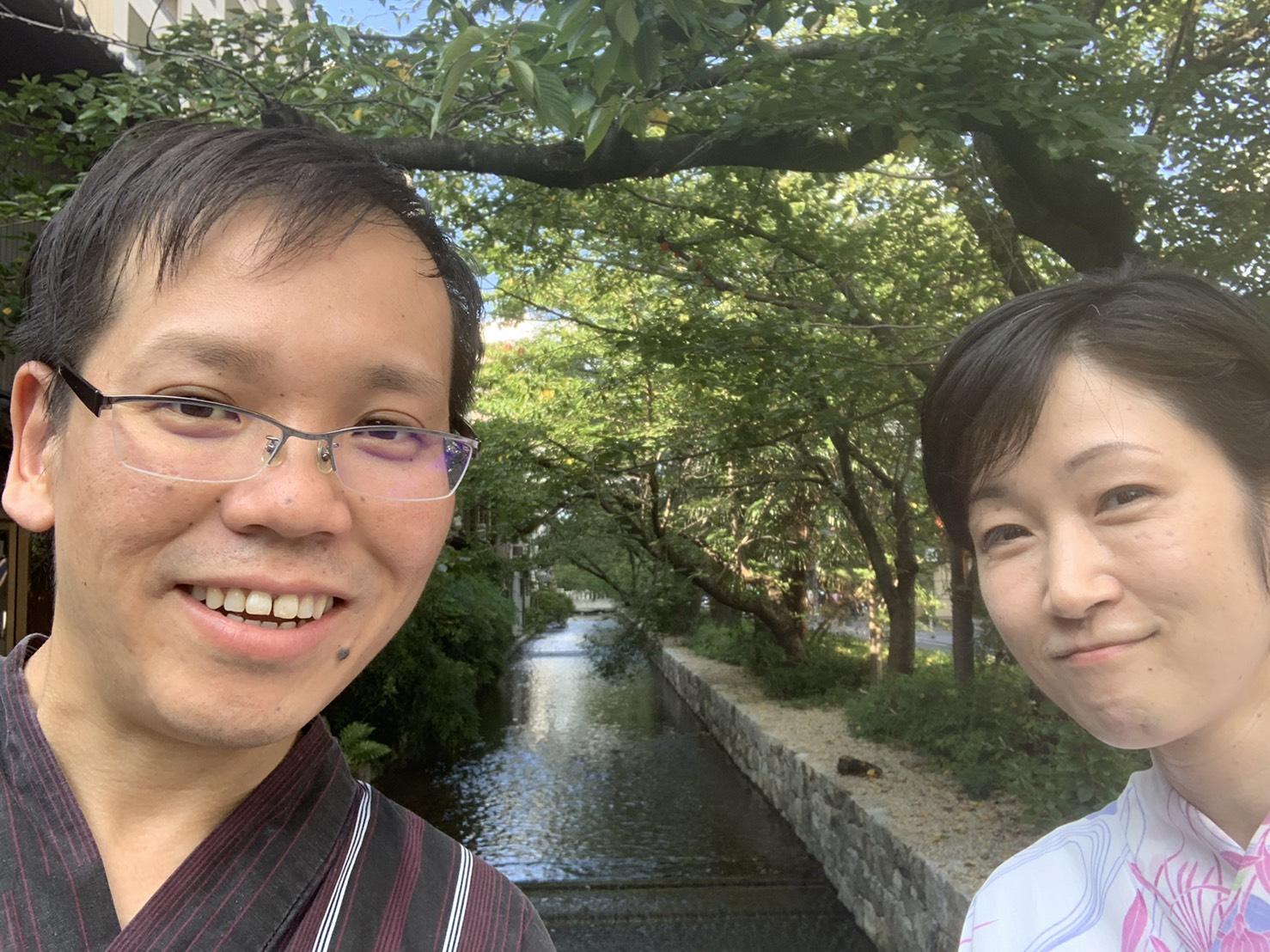 南禅寺で写真撮影♡2019年8月25日5